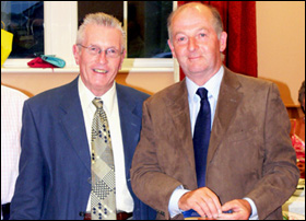 26 June 2009. New members John Houston and Richard Todd