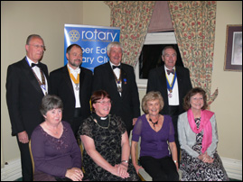 25 September. Upper Eden Rotary 30th Charter Anniversary Dinner