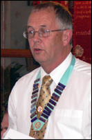 Mick Eady District Governor