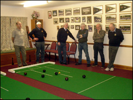 10 February. Indoor Bowling Competition