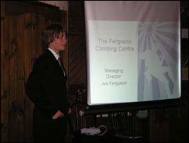 15 June 2010. Rotary Business Challenge Presentation Evening