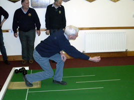 9 February 2011. Bowls Night in Appleby