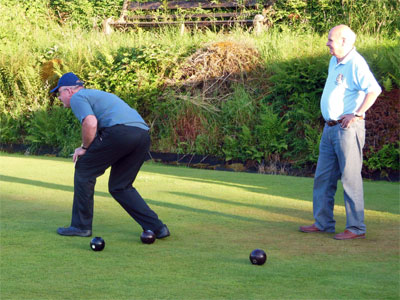 Upper Eden Rotary Club. Inter Club Bowls