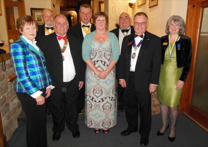 12th October 2013. Charter Night