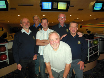 Ten Pin Bowling Match against Whitehaven Castle