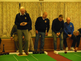 Indoor Bowls at Appleby