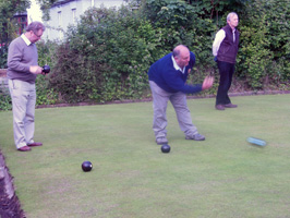 9th Inter Club Bowls against Carlisle