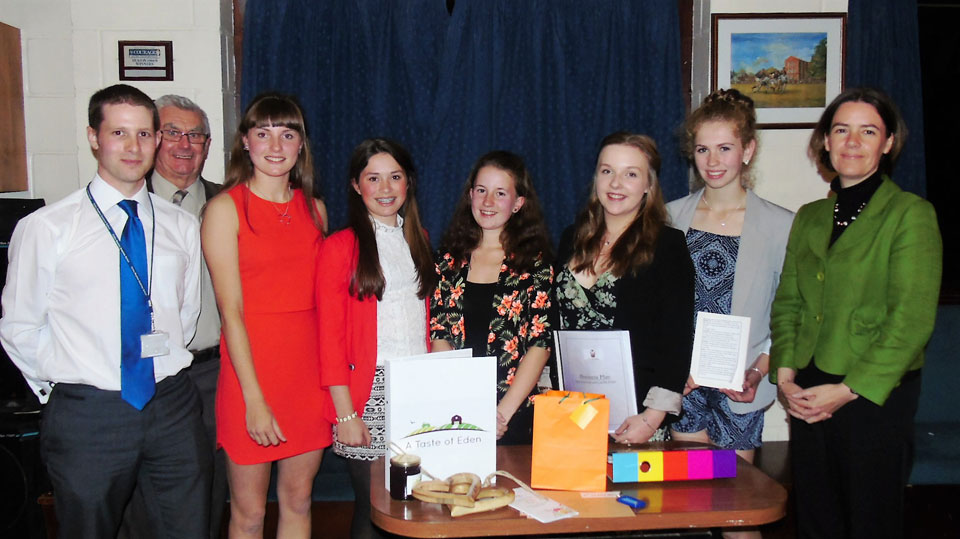 Kirkby Stephen Grammar School Business Challenge