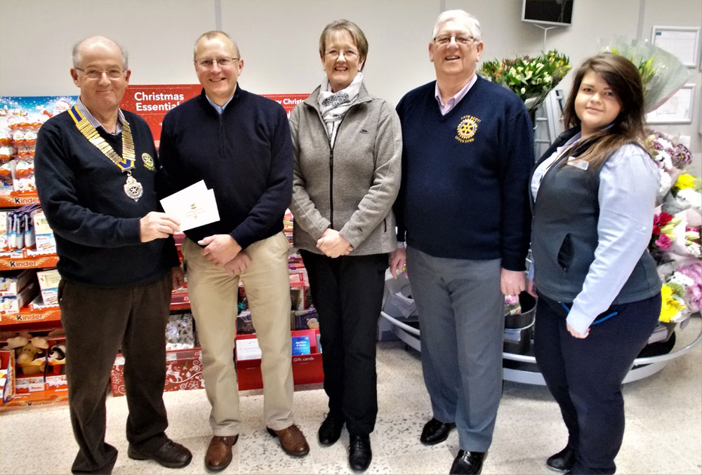 upper eden rotary club co-op raffle 2017