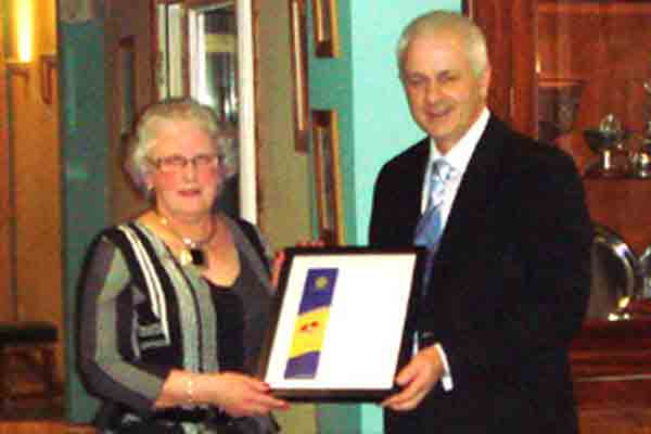 upper eden rotary club 2008