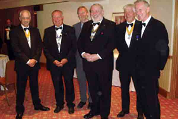 upper eden rotary club 2007