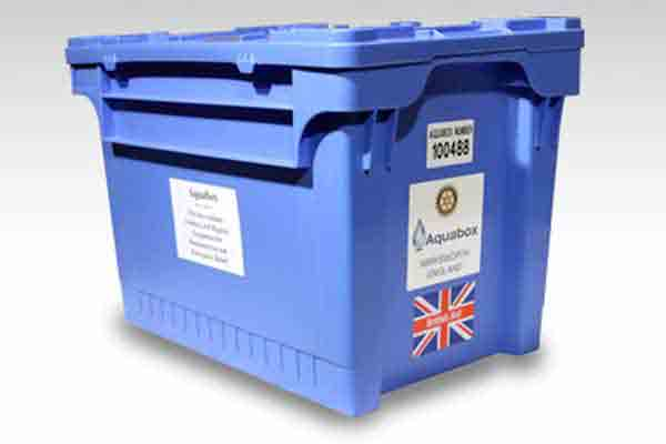 upper eden rotary club aquabox